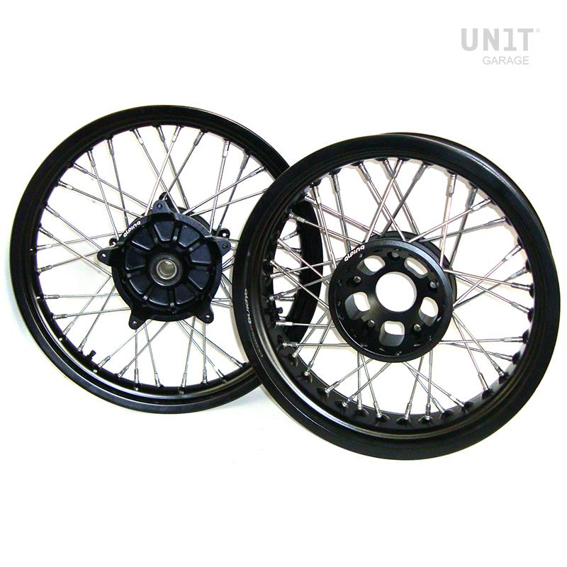Ruote Sts Tubeless Complete R1200 Gs Nero