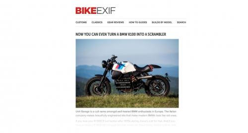 Kit sKrambler on Bike Exif