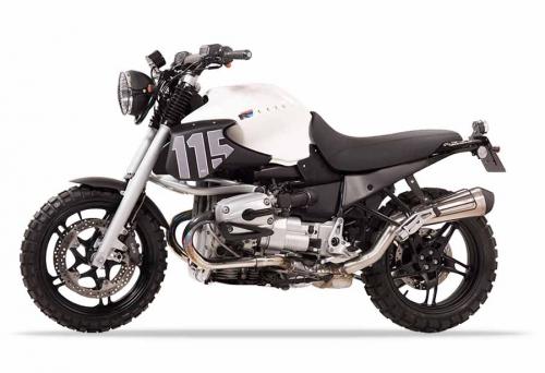 New kit R1150R