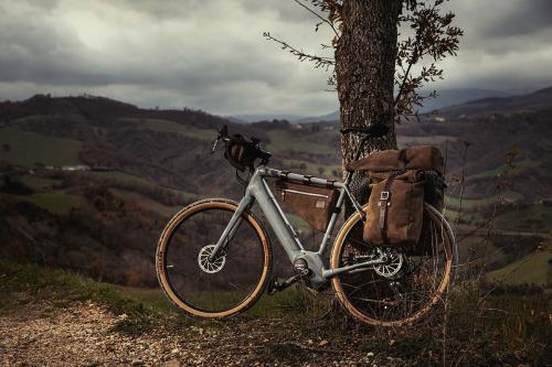 Unit Garage Urban Bikepacking