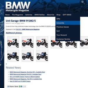 2012 08 08 Bmw Motorcycle Magazine