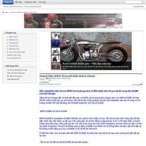 NHATRANG MOTO Kit R120 R