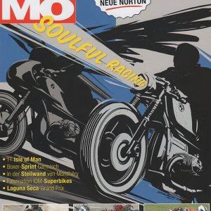 MR Motorrad Magazin estate 2013 cop