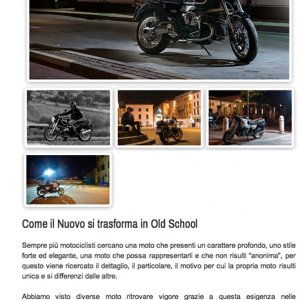 Kit R120 R BMW Moto Magazine aprile 2014