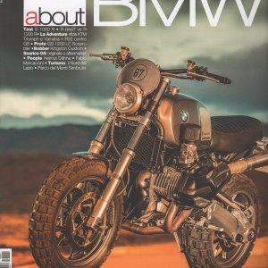 BMW MOTORRAD estate 2014 copertina