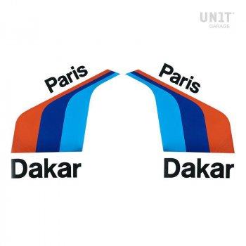 Adesivi motorsport PARIS DAKAR
