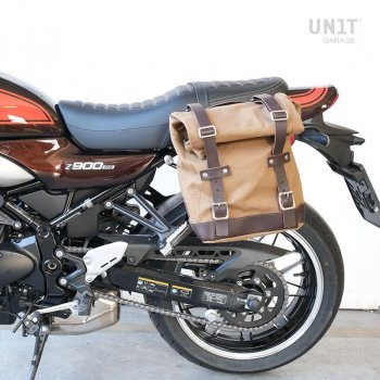 Borsa laterale Canvas + telaio Kawasaki Z900RS SX