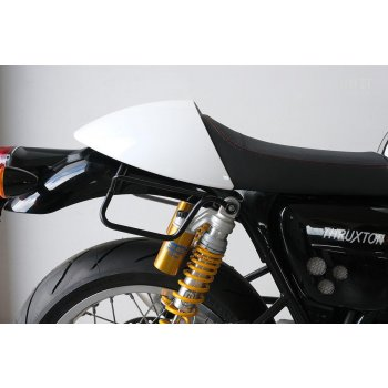 Borsa laterale Canvas + telaio Triumph Thruxton DX