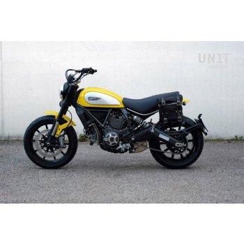 Borsa laterale + telaio Ducati