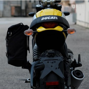 Borsa laterale + telaio Ducati Scrambler