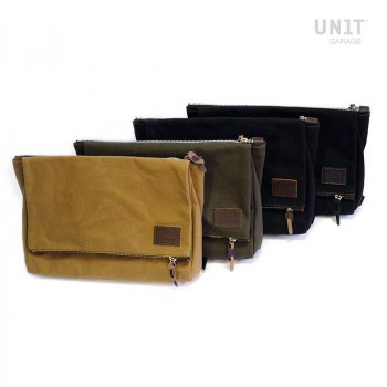 Borsa Messenger Fezzan Canvas