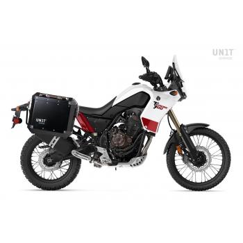 Coppia borse Atlas in Alluminio 40L+34L con Telai Yamaha