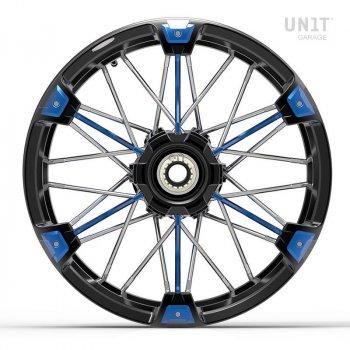 Coppia ruote a raggi NineT UrbanGS 24M9 SX-Spider Tubeless
