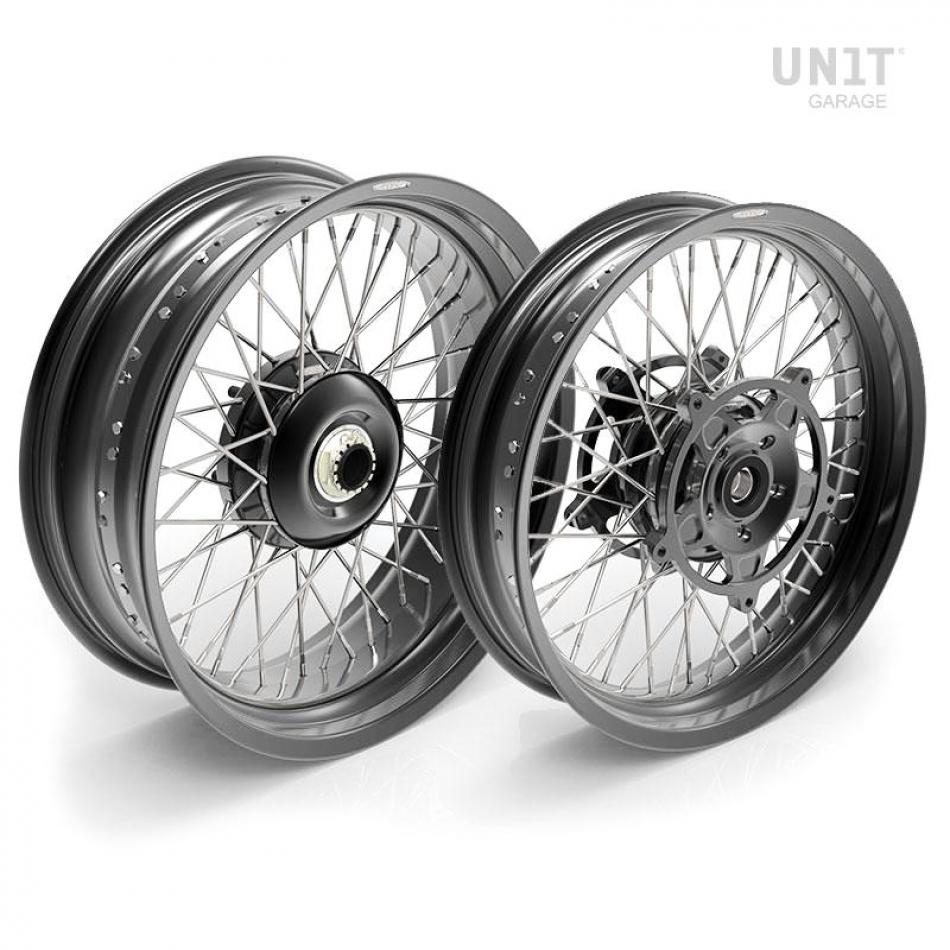Coppia ruote a raggi NineT UrbanGS 48M6