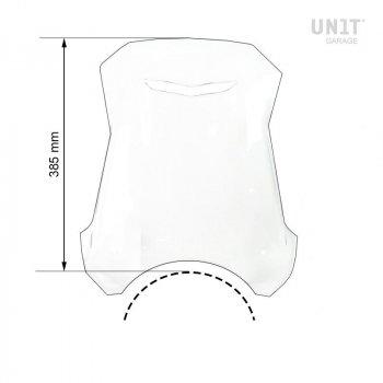 Cupolino con supporto GPS Triumph 1200 XC-XE