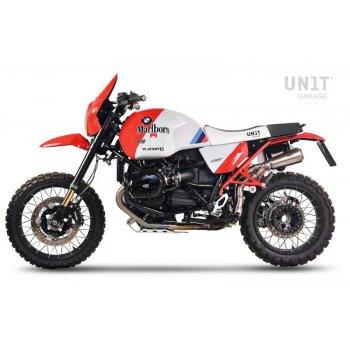 Fianchetti Laterali kit nineT Paris Dakar GR86