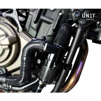 KIT1 Monza con pompa di rilancio abbinata all'originale