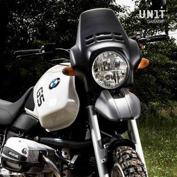 Kit faro anteriore PRO PRO FENOUIL (matt black)