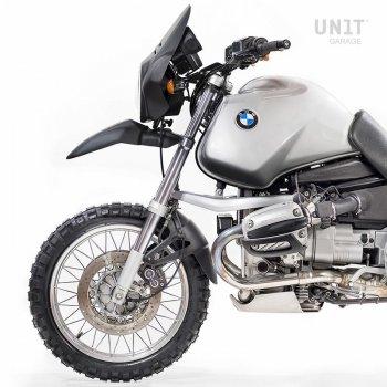 Kit faro anteriore tondo con parabola BMW