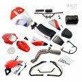 Kit NineT PARIS DAKAR GR86 con accessori