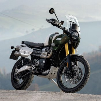 Marmitta Triumph 1200XC & XE
