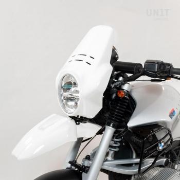 Parafango anteriore alpine white