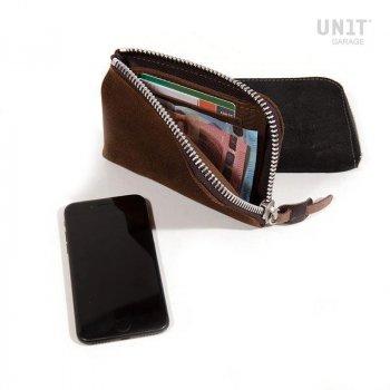 Porta telefono e portafoglio