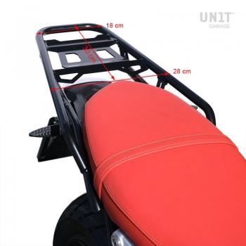 Portapacchi posteriore NineT per bauletto