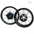 Ruote STS Tubeless Complete R1200 GS LC & R1250 GS Nero