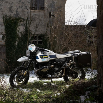Serbatoio Paris Dakar HA83