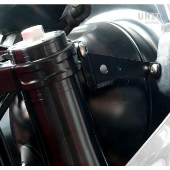 Staffe di montaggio per cupolino Fenouil con forcella cod.2904