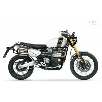 Telai Triumph 1200 XC & XE per borse in alluminio