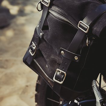 How to attach your Unit garage side pannier