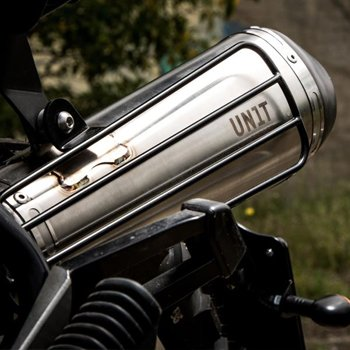 Unitgarage Exhaust for R 850GS R 1100GS R 1150GS & ADV